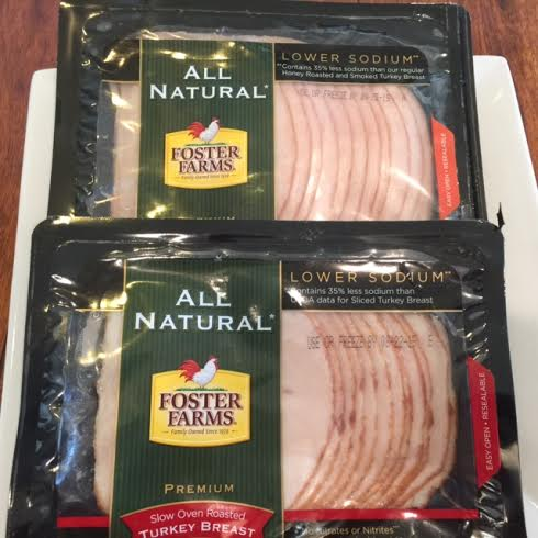 foster farms in package