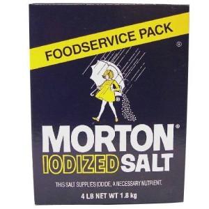iodized salt