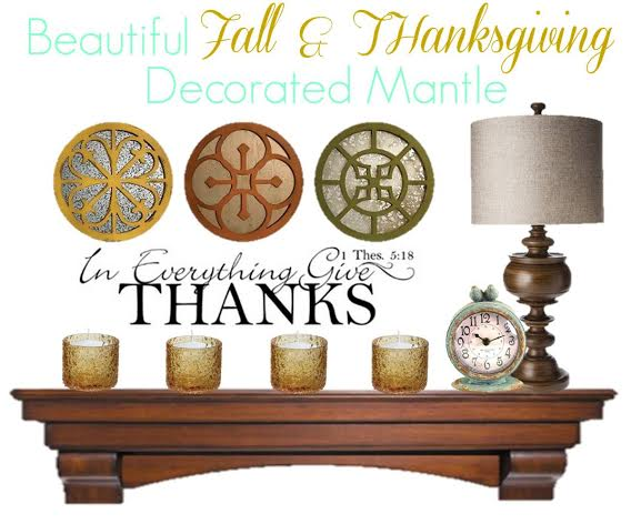 create a beautiful fall mantle with Target finds, use Target decor to make a fall mantle, easy and inexpensive ways to decorate for fall, Target fall decor