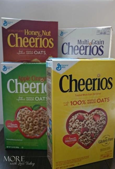 New Gluten Free Cheerios 2