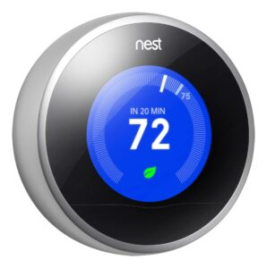connected home, Nest Learning Thermostat, Netgear® Nighthawk™ DST Router and DST Adapter, using a Nest Thermostat, too many devices on a router