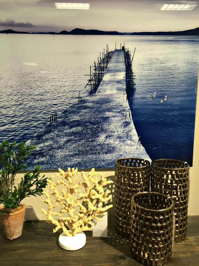 using artwork in your decor