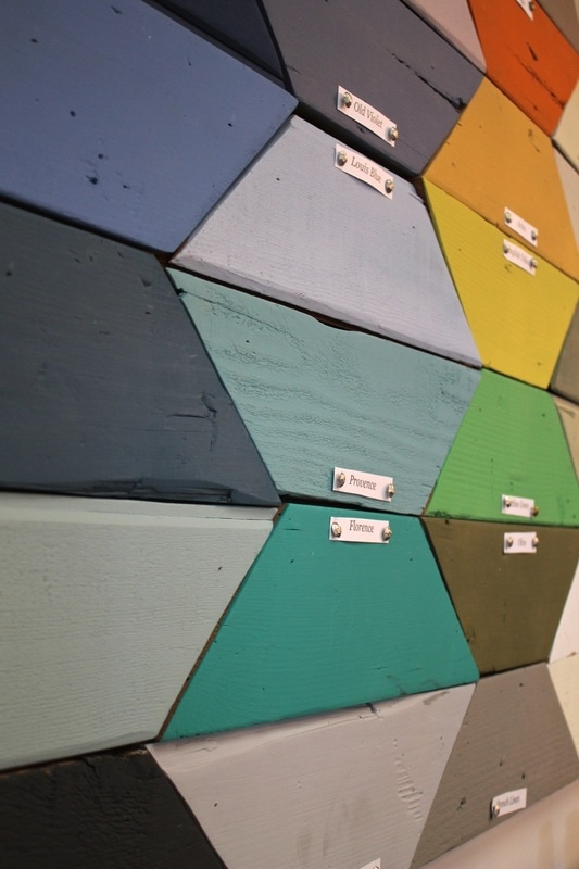 color choices for Chalk Paint® by Annie Sloan