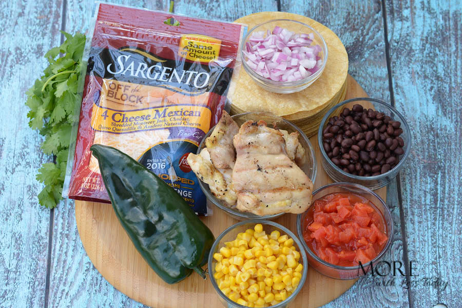 Sargento recipe 4 Cheese Mexican Cheese