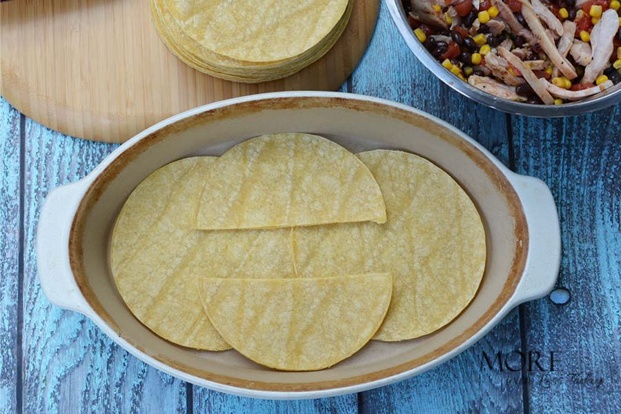 corn tortillas shredded Mexican cheese recipe