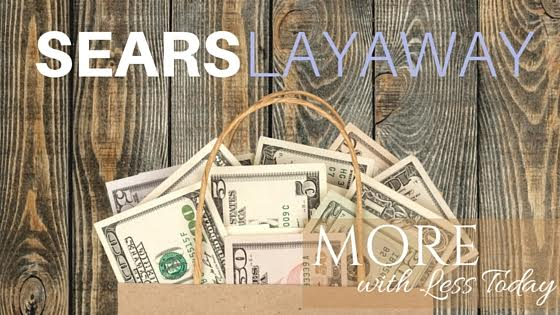 How Does Sears Layaway Work? Here are the 2017 updates and options and an explanation of different payment options for a layaway at Sears.