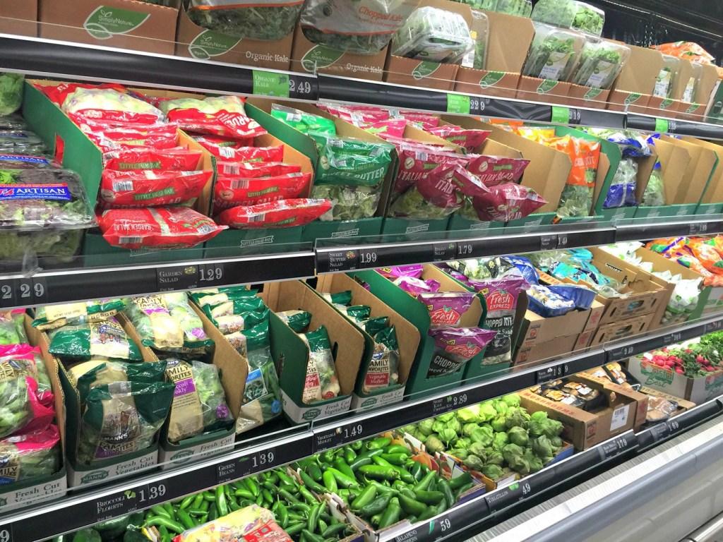 ALDI fresh produce