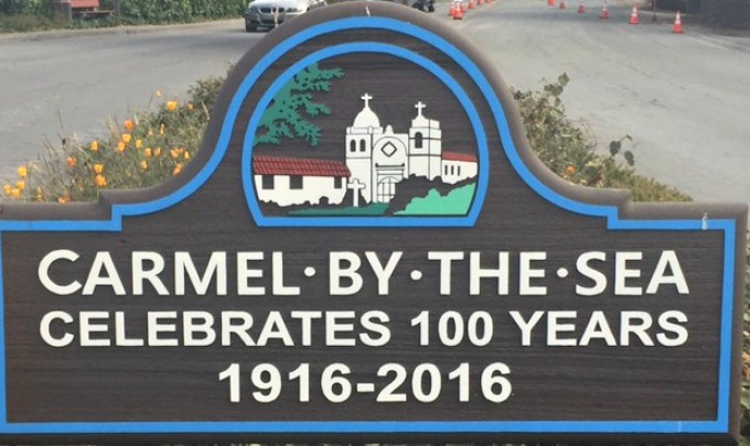 carmel by the sea 100th birthday