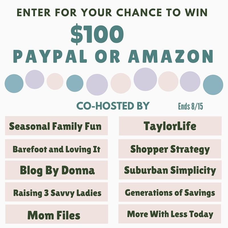 $100 Amazon or Paypal Giveaway (3)