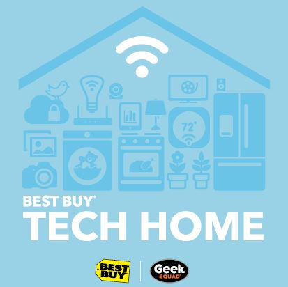 Best Buy Tech Home