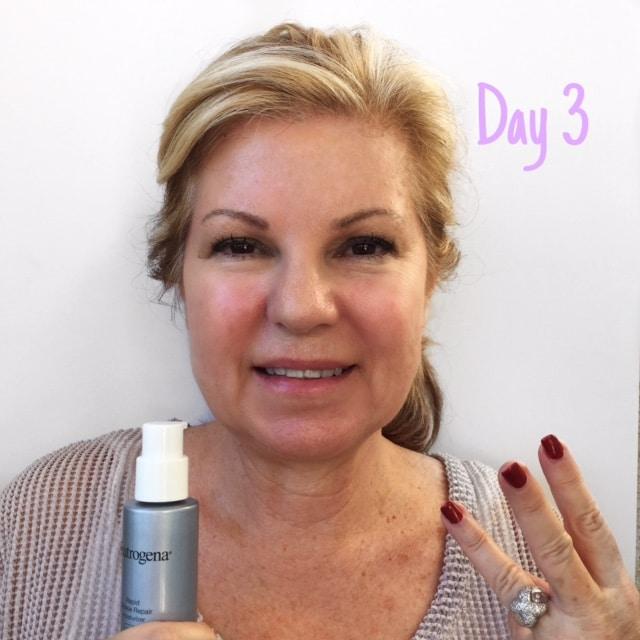 #RapidSkinConfessionals with Neutrogena Rapid Wrinkle Repair