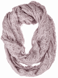 rampage-lurec-lace-knit-infinity-scarf-lilac