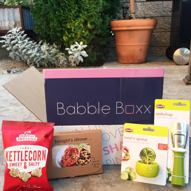 If you are looking for quick kitchen fixes and some delicious products to enjoy with your family, check out what was inside my Babble Box.