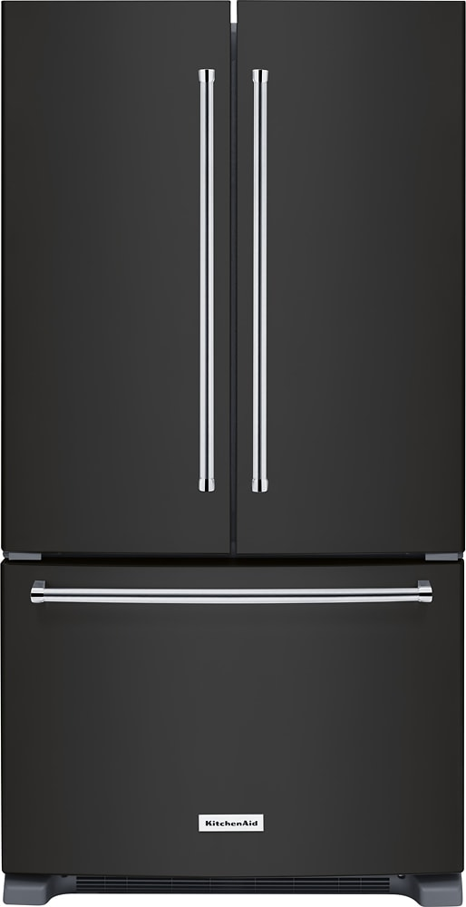 new black stainless steel appliances from KitchenAid at Best Buy