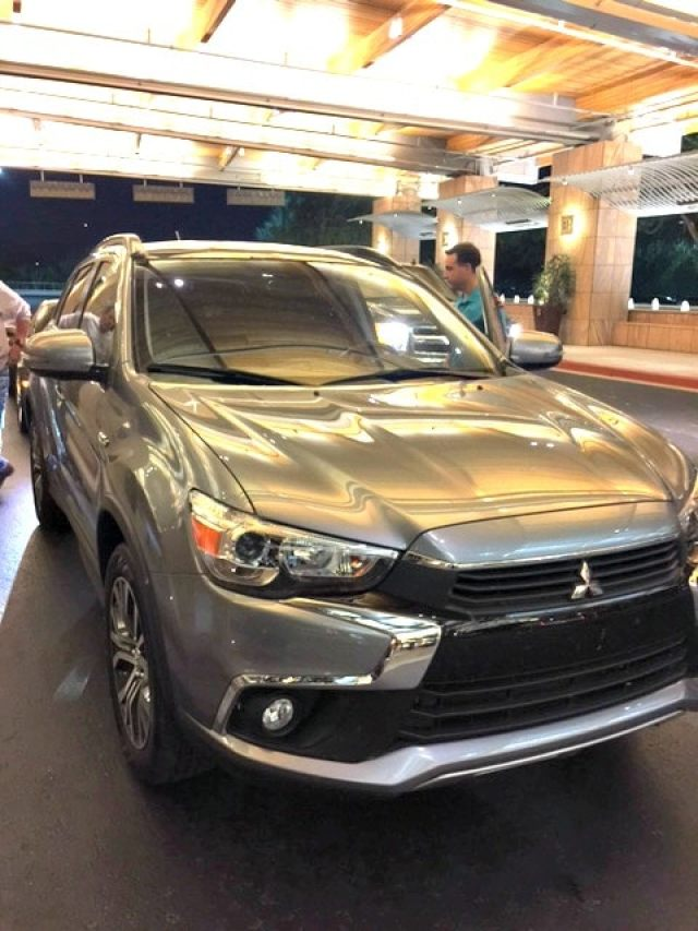 I had the opportunity to test drive the 2016 Mitsubishi Outlander Sport while I was on the road in Phoenix. Come along for the ride!
