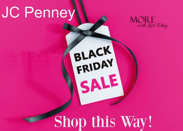 If you are wondering what will be the best deals at JC Penney for Black Friday, we have the ads scan plus a list of our favorite deals.