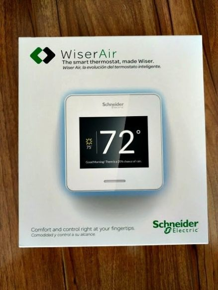 Wiser Air thermometer
