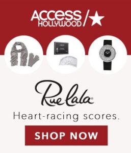 We have today's deals and steals from Access Hollywood with new offers from Rue la la. If you love great deals on style and beauty, you'll love these deals.