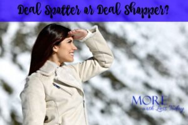 Are you a deal spotter or a deal hunter? Either way, you win with Dealspotr. This free site rewards you with gift cards for finding deals.