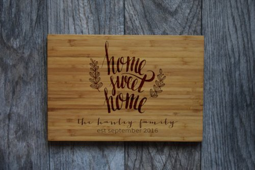 13 Inexpensive Etsy Gifts for the Home – Perfect for a New Home or New Couples