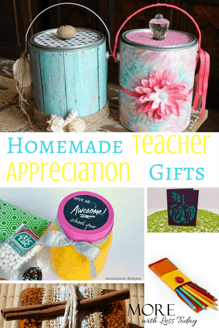 homemade teacher appreciation gifts, crafts for teacher gifts, creative ways to thank a teacher, creative thank you gifts for teachers, teacher gifts