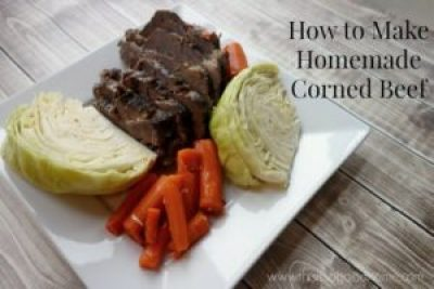 Corned Beef recipe made in an insta pot