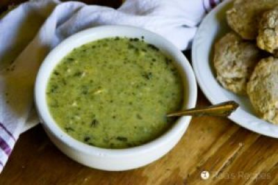 Cheesy Chicken Broccoli Soup Insta Pot recipe