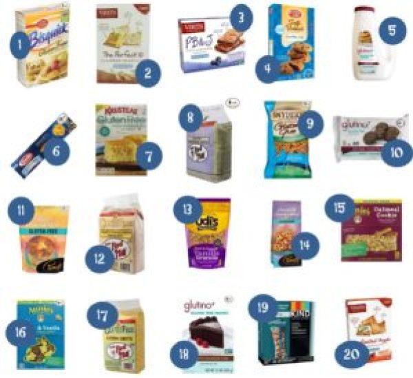 If you are eating gluten-free, check out these popular products you can easily stock up on from Walmart and Amazon that can stretch your dollars.