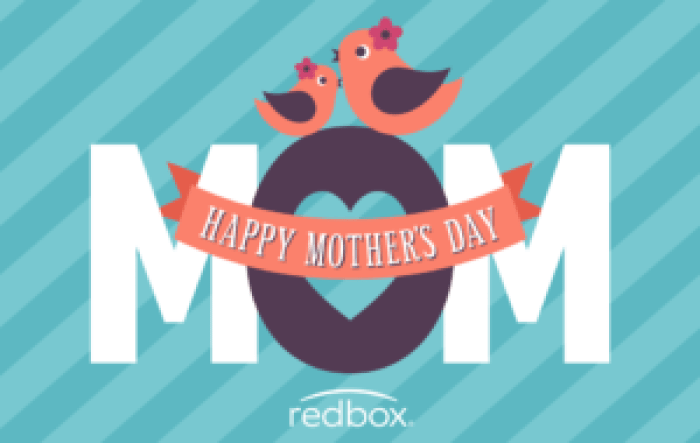 Are you planning to kick back with mom for Mother's Day? Here are movies to watch together recommended by Redbox. Just add popcorn!