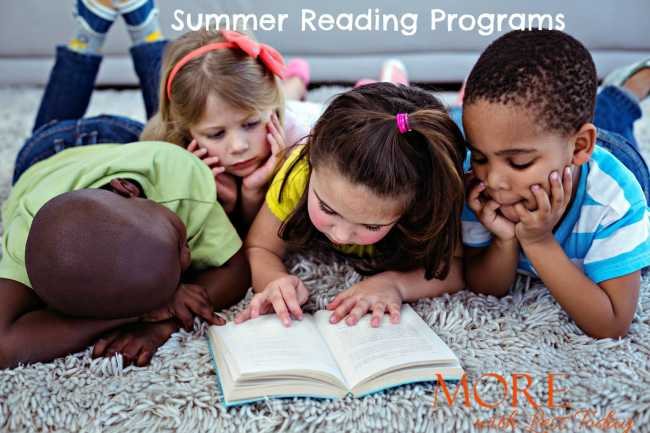 Print out this awesome list of summer reading programs for kids With incentives Like pizza, books, prizes and money! Keep kids reading all summer long.