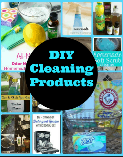 DIY Cleaning Products You Can Make at Home