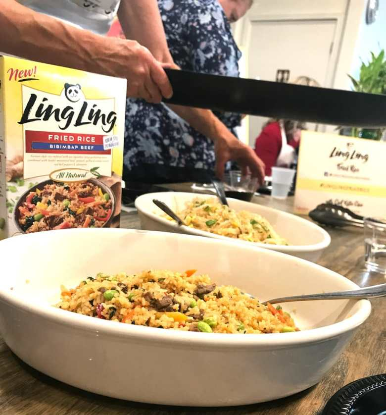 Are you looking for an easy and tasty dinner idea? Try this delicious fried rice. It's a dinner you can make that is faster than takeout!