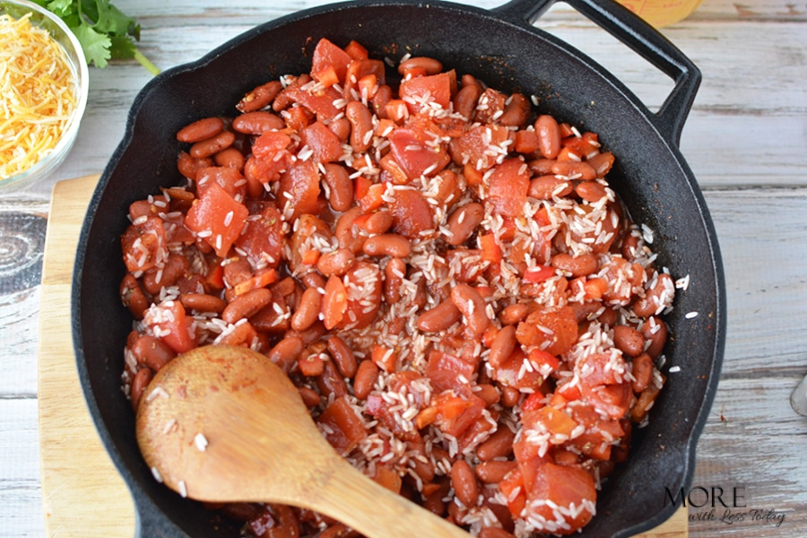 Meatless Monday recipe Easy New Orleans Red Beans and Rice