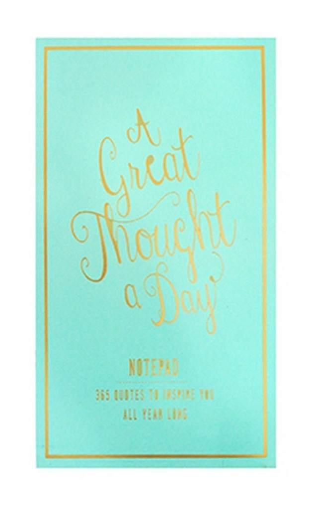 Oprah's Favorite Things Notepads