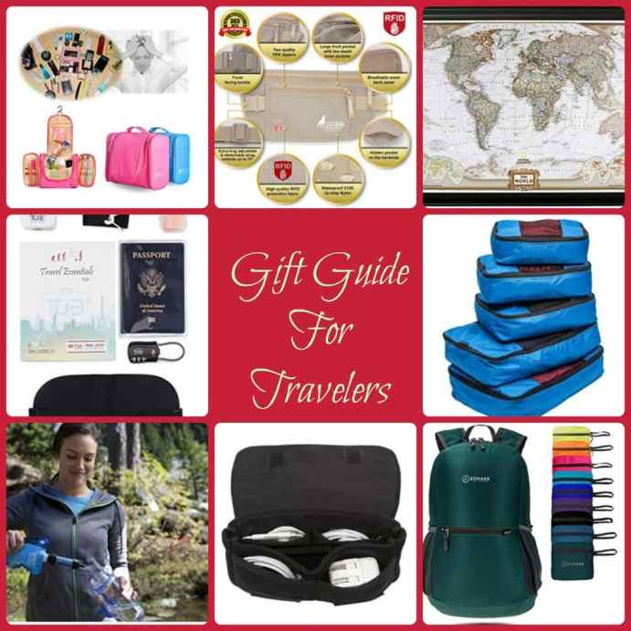 Do you have a traveler on your gift list this year? Check out our Guide Guide: Unique Gifts for the Traveler for some unique ideas.