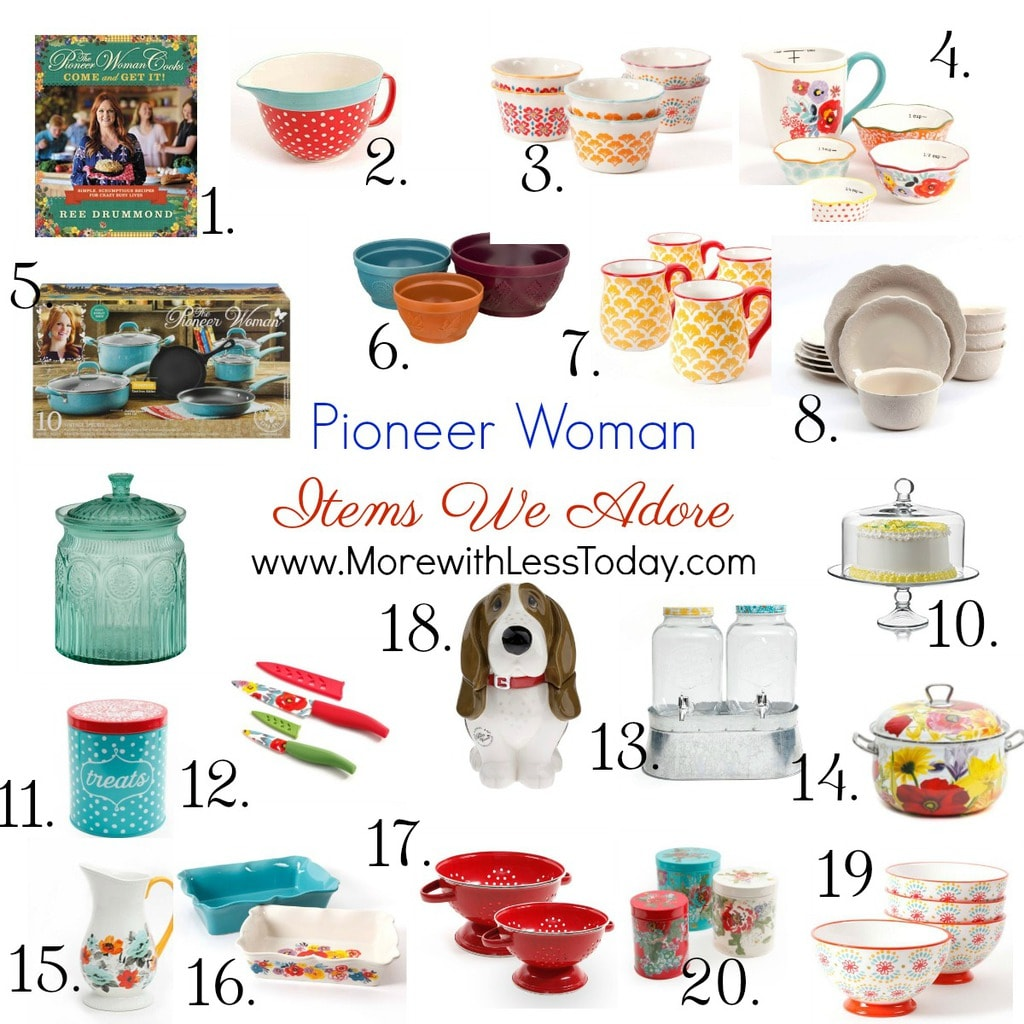 Are you a Ree Drummond (The Pioneer Woman) fan? Her bright and beautiful kitchen items have been wildly popular at Walmart and Walmart.com.
