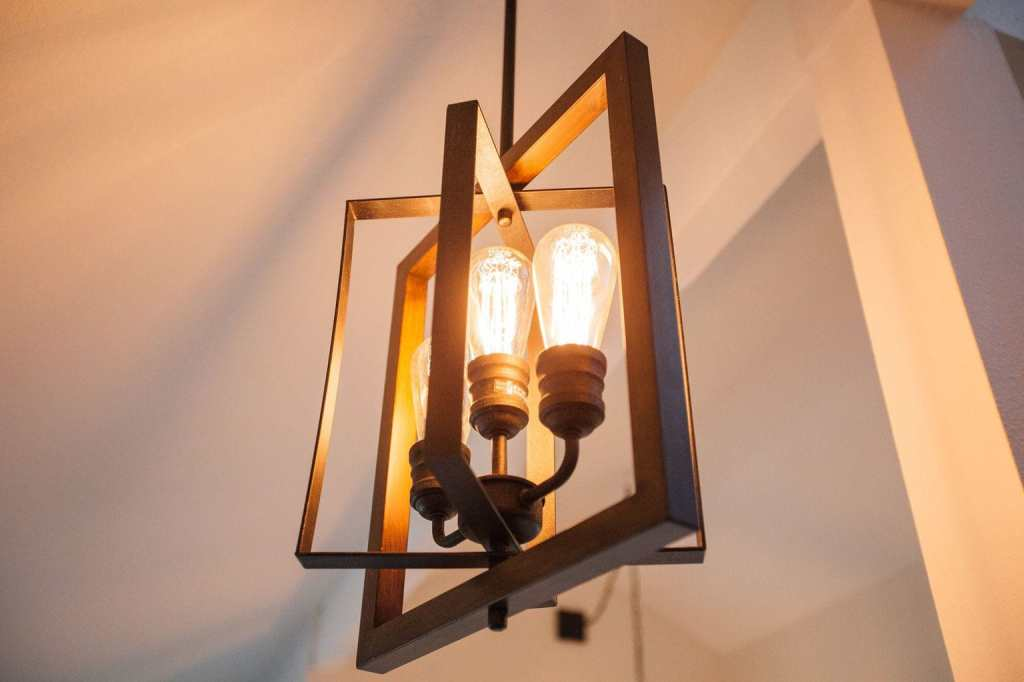 On Trend Lighting Fixtures For A California Condo Remodel