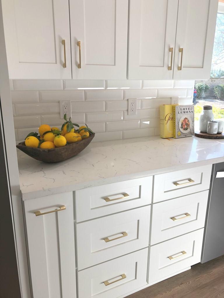 Southern Hills drawer handles