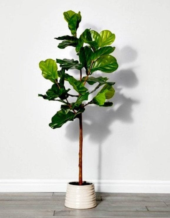 Artificial Fiddle Leaf Fig Tree - Opalhouse™ at Target