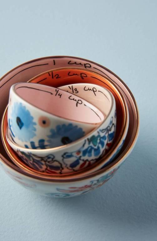 Eres Set of 4 Measuring Cups Anthropologie Home at Nordstrom