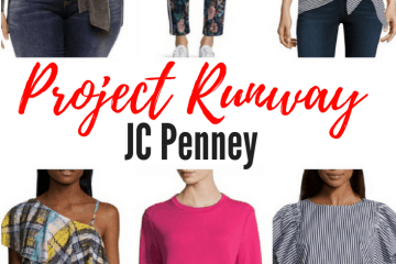 Find the Project Runway Collection at JC Penney – Trendy, Stylish and Affordable Fashion