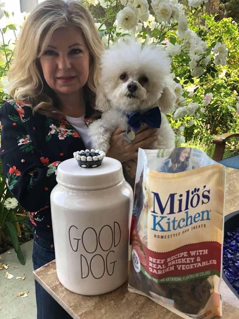 Milo's Kitchen Dog Treats from Walmart