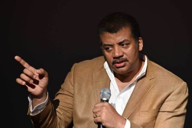 US-SCIENCE-DEGRASSE TYSON