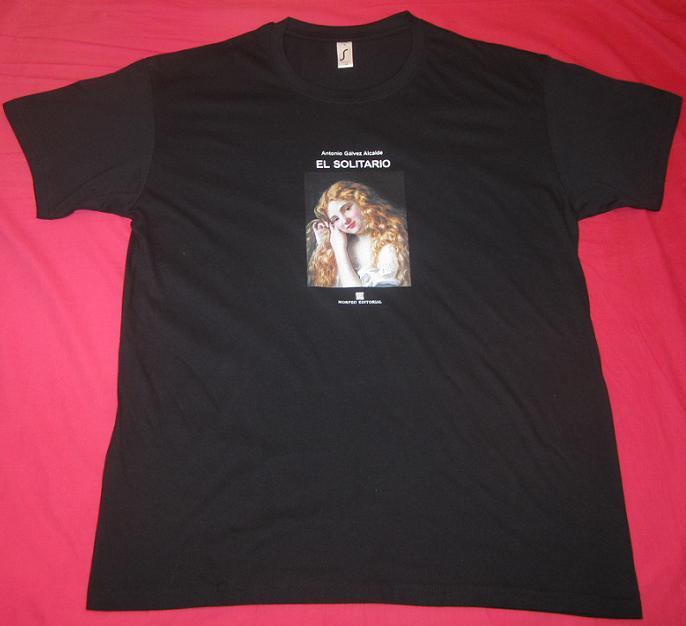 Camiseta de El solitario
