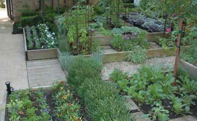 Best 20 Vegetable Garden Design Ideas For Green Living