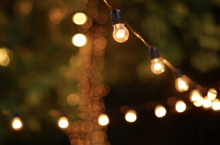 Beautiful Awesome Garden Lights For Your Sweet Backyard