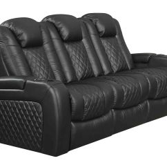Best Chairs C O Home Furnish Ebay Chair Covers And Sashes West Coast S Furniture Store Mor For Less 212627982 Racer 2 Power Sofa In Black