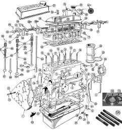 parts diagram under dash engine car parts and component diagram engine external morgan 4 parts morgan [ 900 x 917 Pixel ]