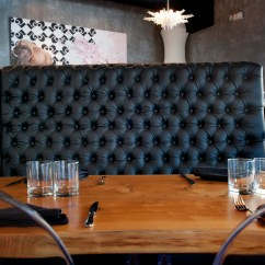 Custom Restaurant Tables And Chairs Bedroom Chair M&s Furniture Morgan Upholstery