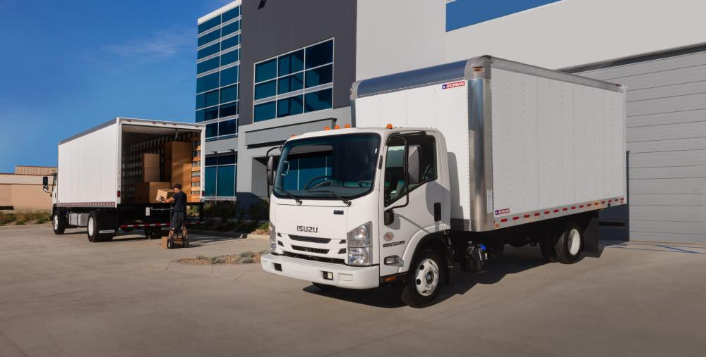medium resolution of dry freight gold star delivering to a corporate location
